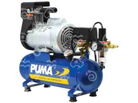 kompresor PUMA 1Hp, 750W, 47l/min, 0,0-4,0Bar